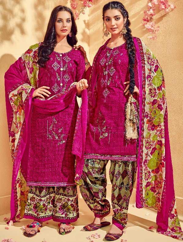 Pure Lawn Print Salwar Kameez