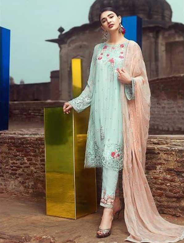 Dipsy Georgette Glamour Salwar Kameez