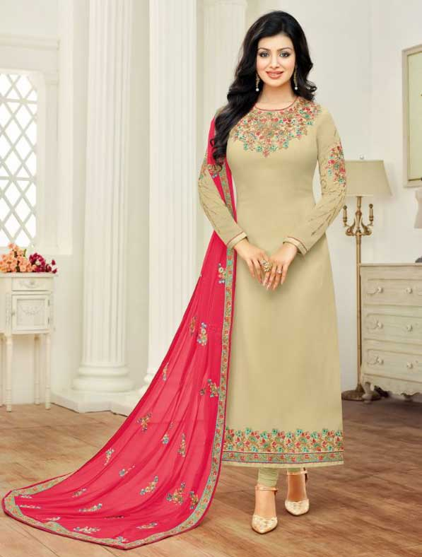 Designer Embroidered Party Wear