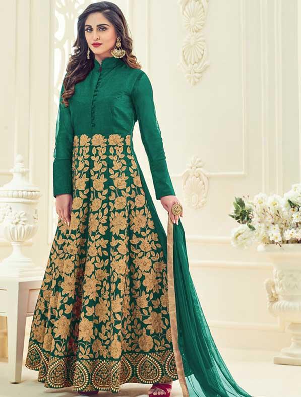 Bollywood Designer Anarkali Salwar Kameez