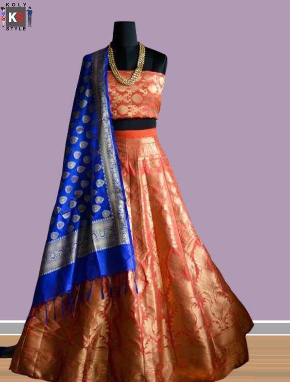 Traditional Designer Fancy Lahenga Choli