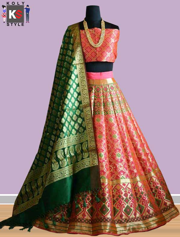 Traditional Designer Fancy Lahenga Choli