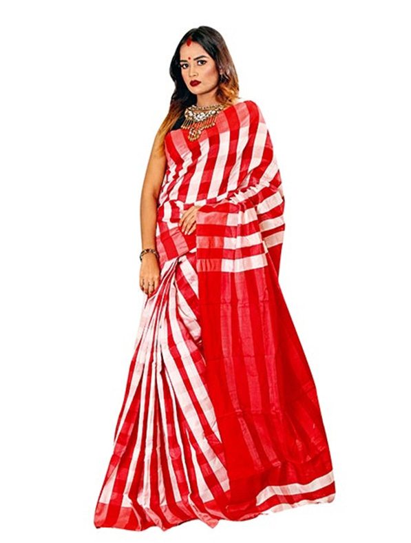 Exclusive Designer Tasar Silk Saree