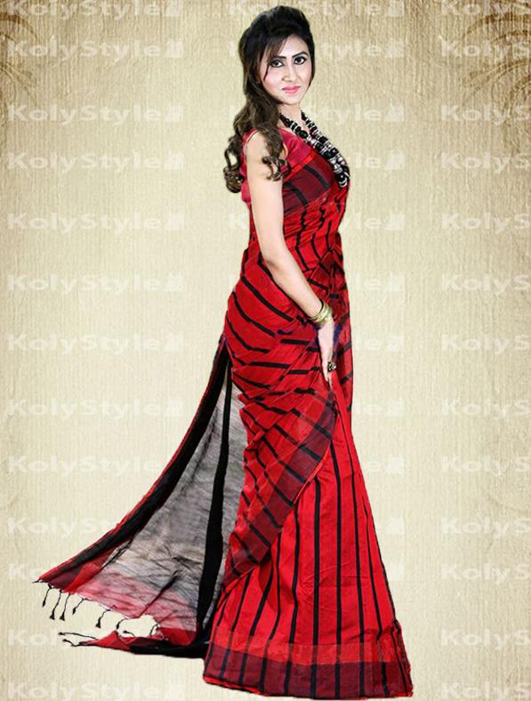 Solid Silk Designer Stylist Saree