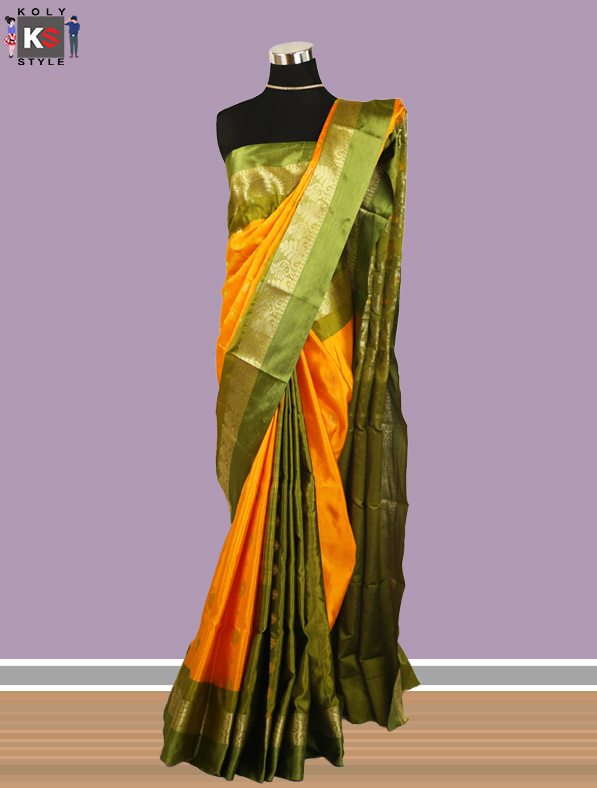 Elegant Pure Silk Saree