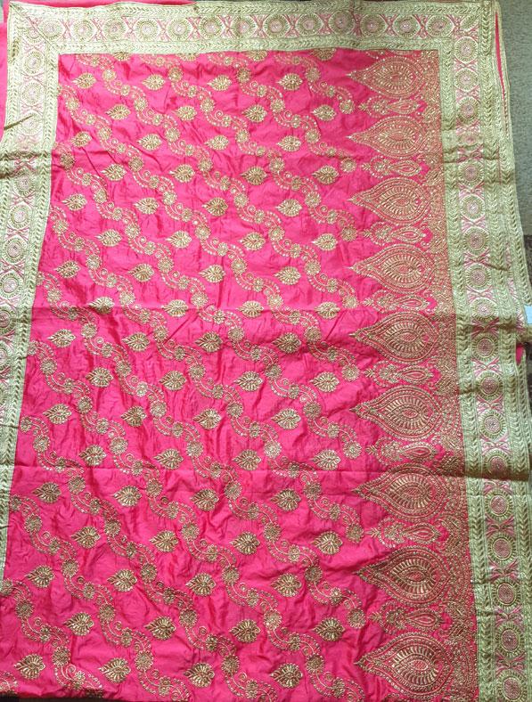 Fancy Bangalore Silk Saree