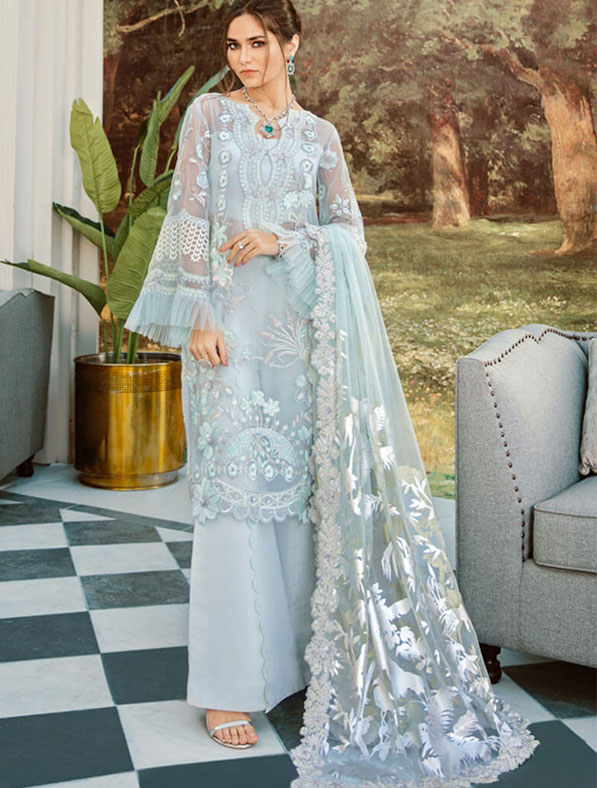 Designer Pakistani Salwar Kameez Suits