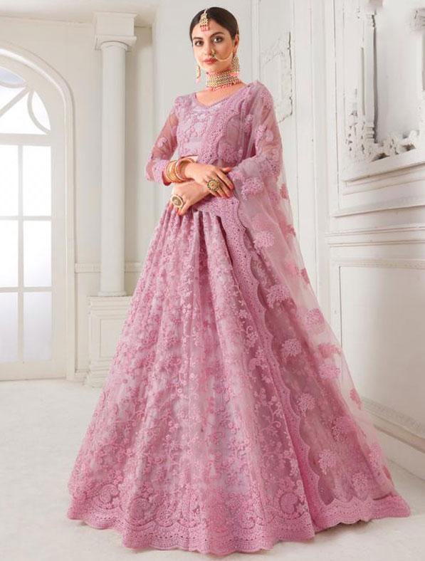Alizeh Bridal Heritage Designer Lehenga