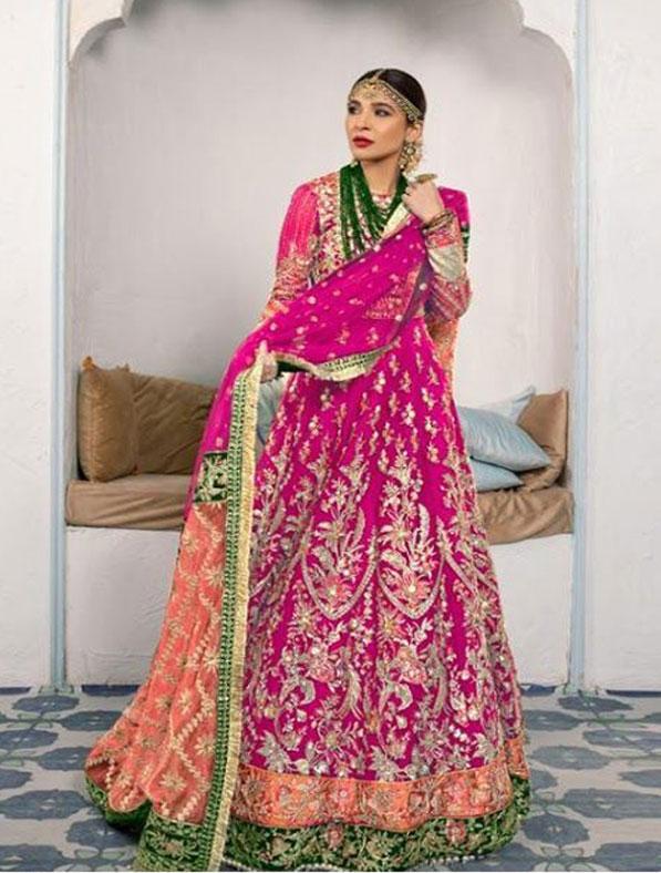 Bridal Heritage Designer Lehenga