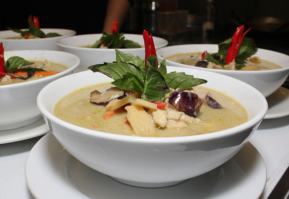 Authentic Tastes of Thailand photo