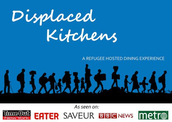 Displaced Kitchens photo