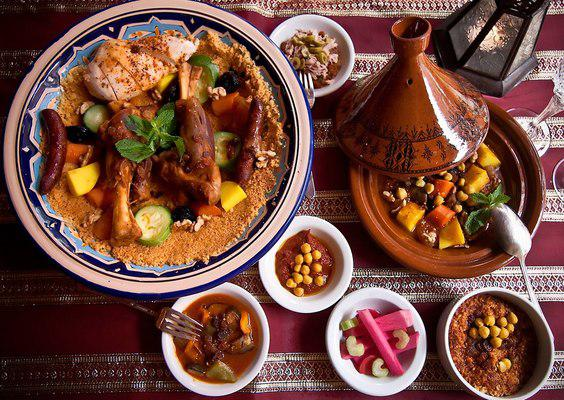 Tastes of Morocco @ Zizi Limona photo