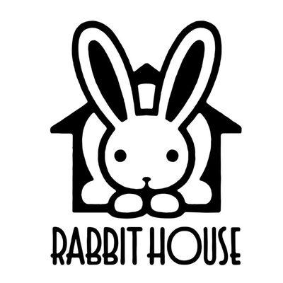 Rabbit house logo