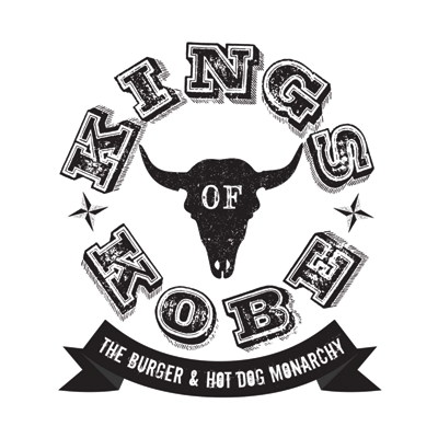 Komeeda kings of kobe nyc logo