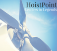 Hoistpointpropelling leaders to legends