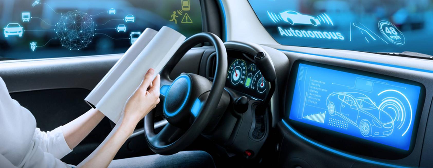 ¿Dónde probamos los coches autónomos?