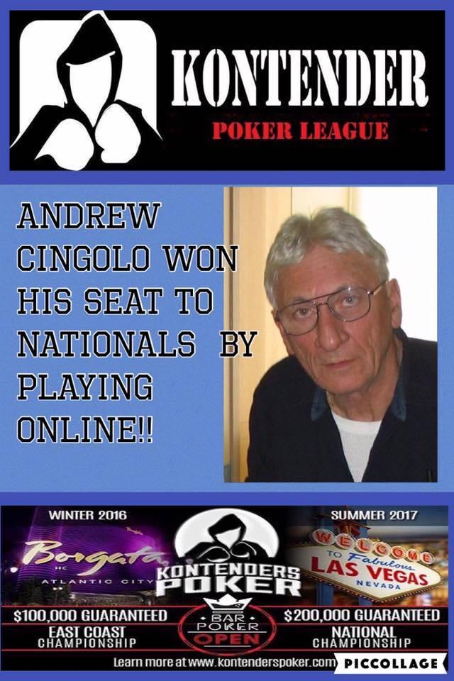 Andrew Cingolo
