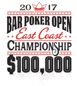 Bar Poker Open East Coast Championship 2017 logo