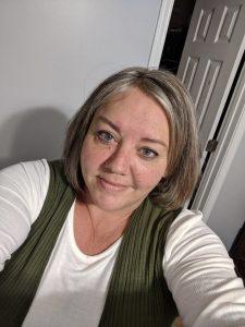 photo of player Amy Hamilton