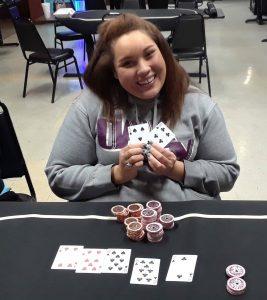 photo of player Nikki Biles