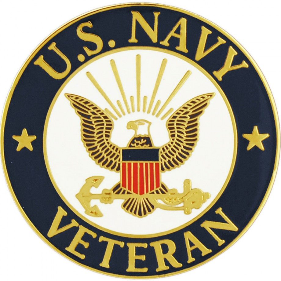 player Peter Vezos is a Navy veteran