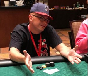photo of player Rich Lenkiewicz