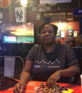 photo of player Marissa Dias