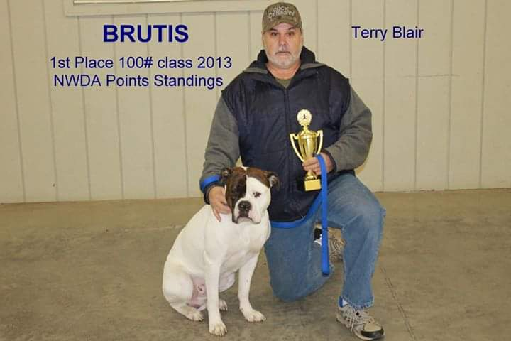 photo of player Terry Blair