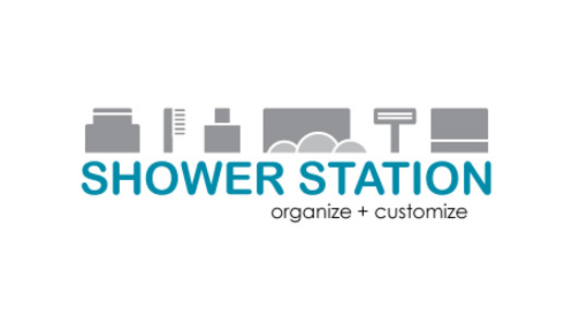 Shower Station logo design Winner