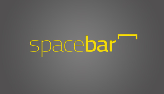 Space Bar logo Winner