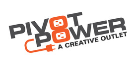 kelly saglibene Pivot Power logo design submission