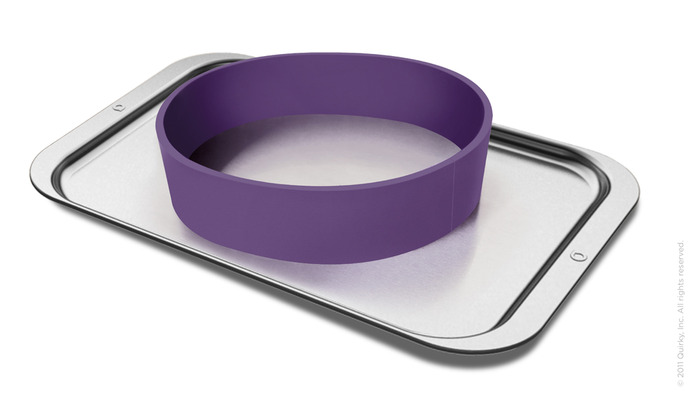 flexible silicon baking pan
