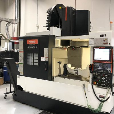 Mazak 5-Axis CNC Machining Center For Sale Used