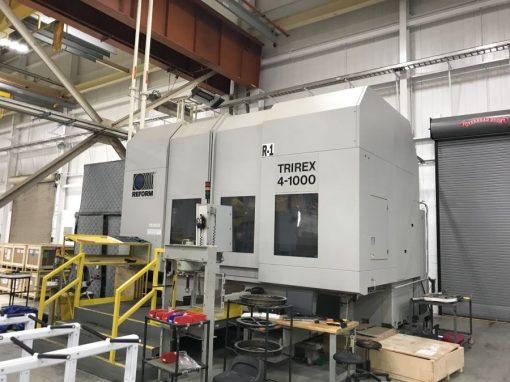 Reform Grinder Trirex 4-1000 CNC Grinder