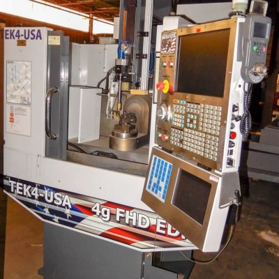 Tek4-USA CNC 6-Axis Drill 2012 For Sale