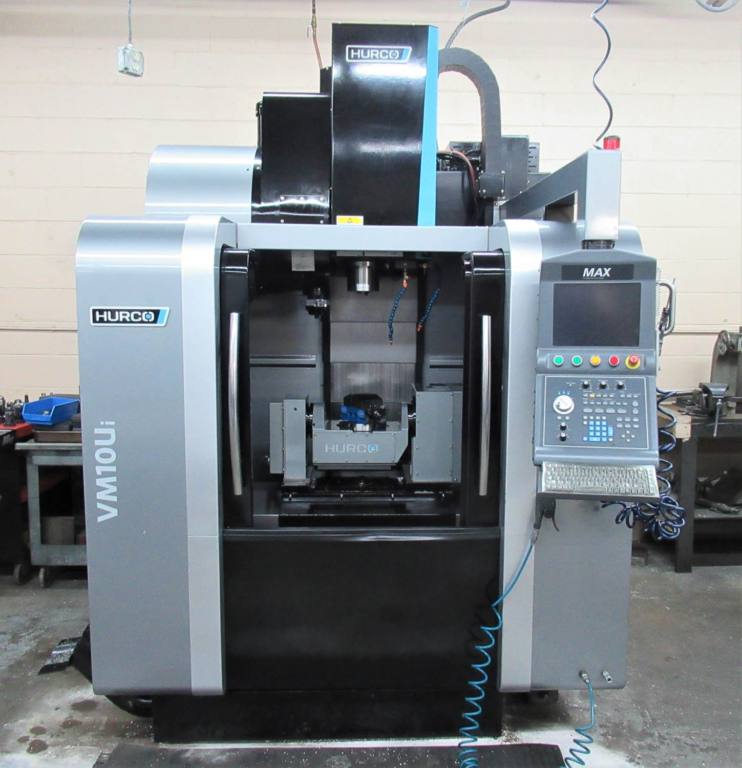 Well-Maintained Precision CNC Machining Facility Truex Machine Co