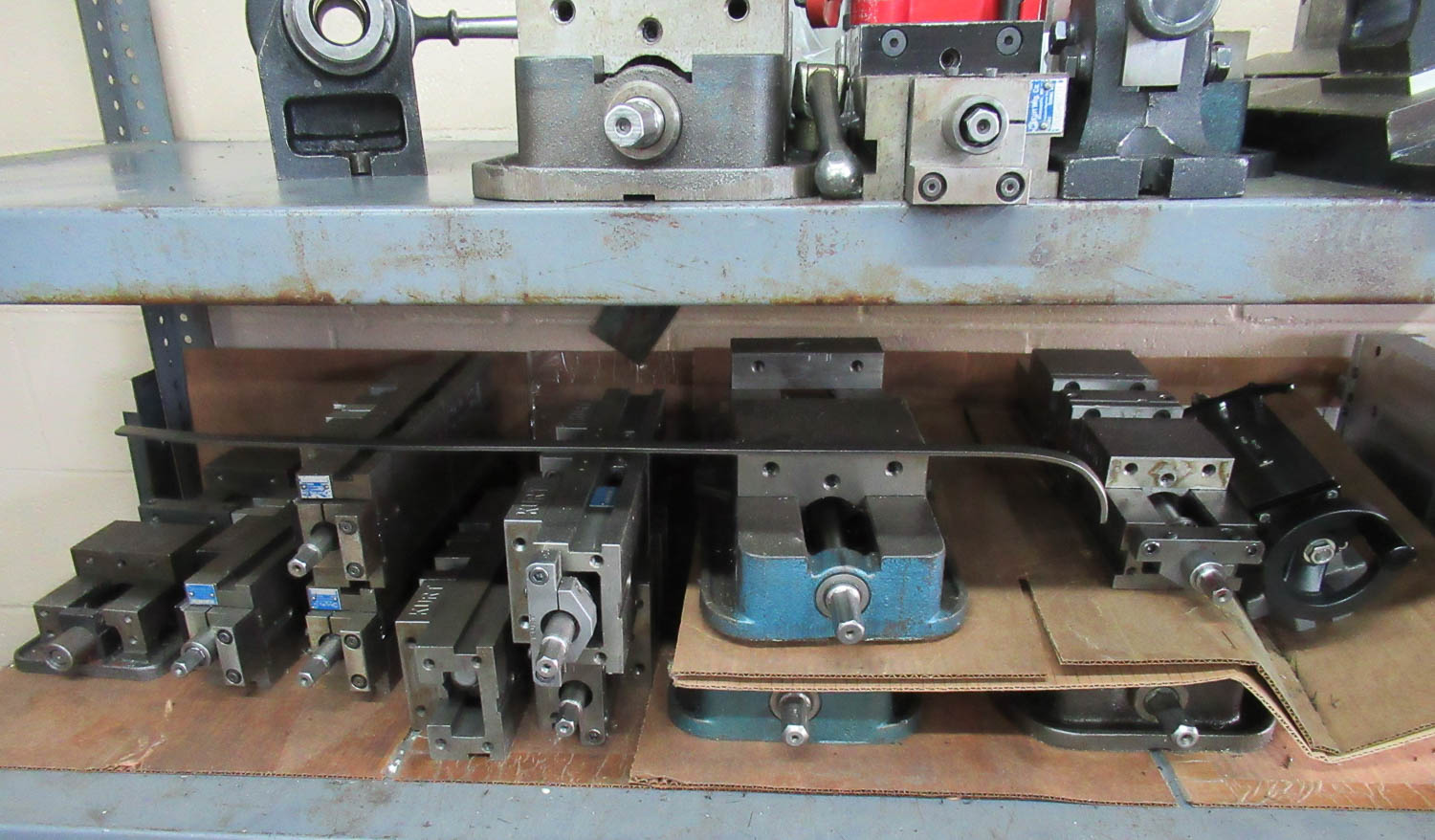 Well-Maintained Precision CNC Machining Facility Truex