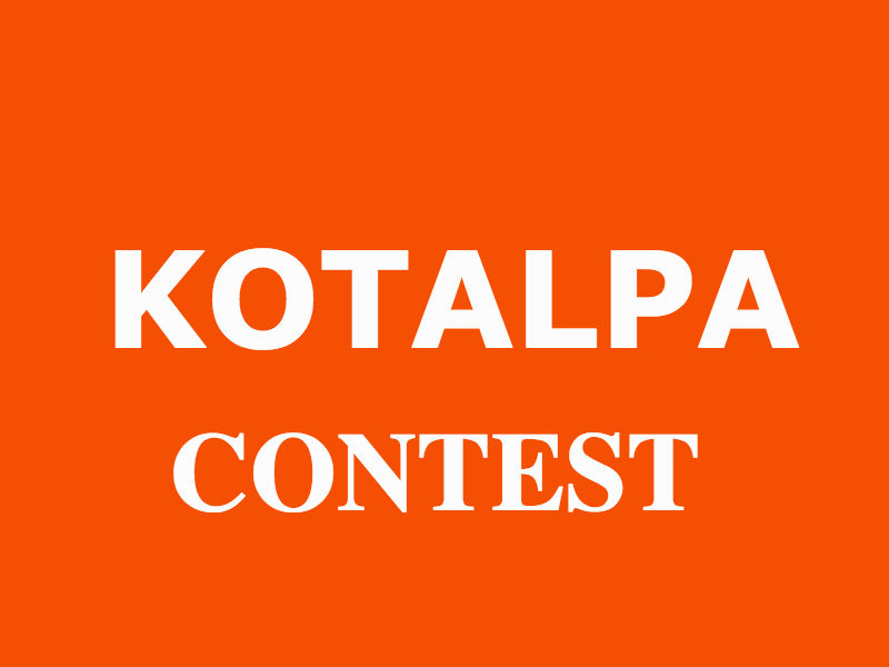 Kotalpa Contest #1: Favorite Holidays!