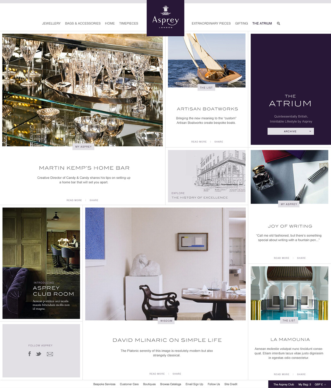 Asprey - King & Partners