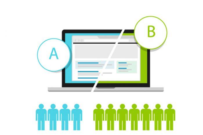 Melhore sua Landing Page com Testes A/B