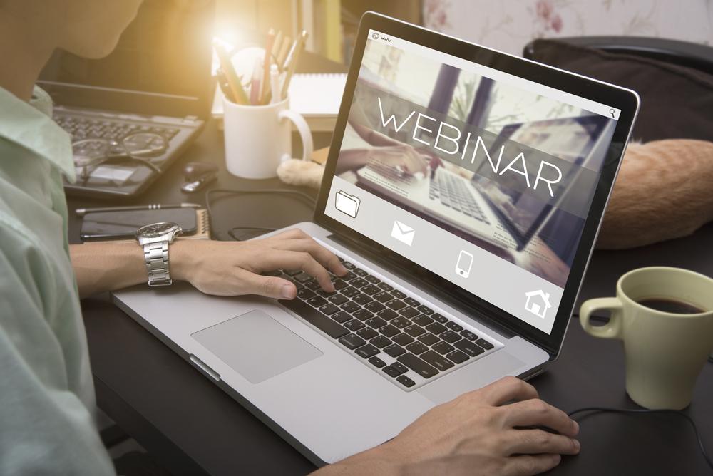 O que é webinar, como funciona, benefícios e como fazer