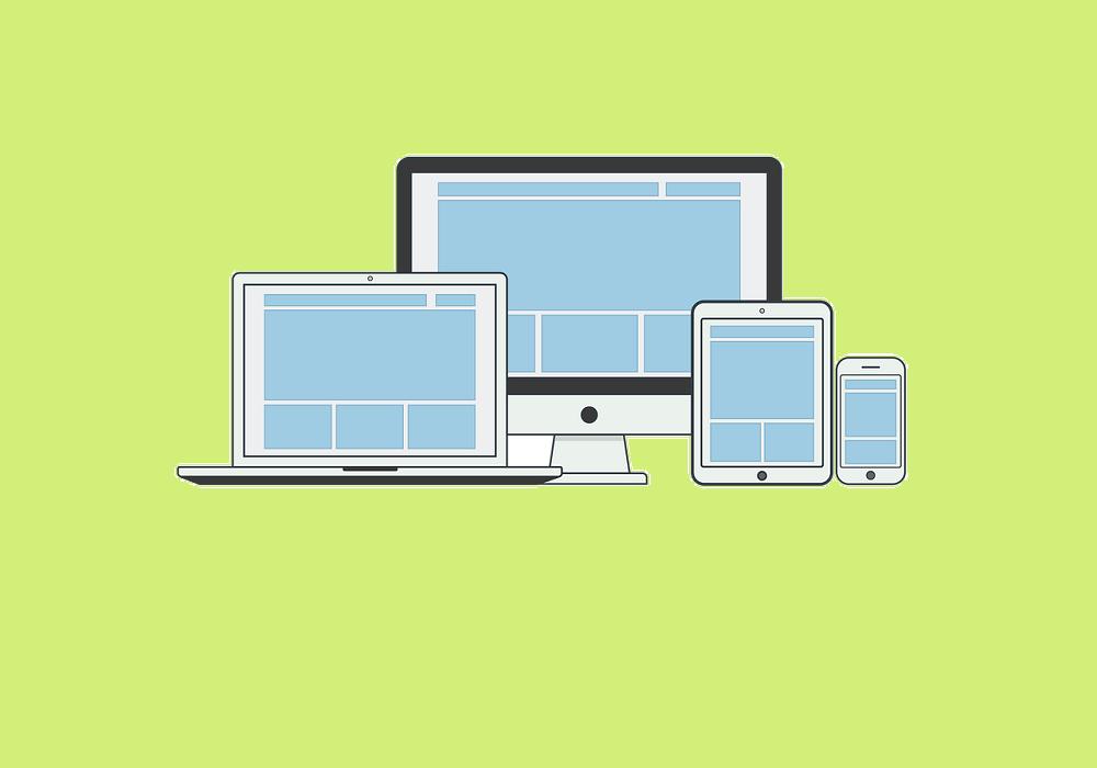 Design responsivo é importante para landing page de sucesso