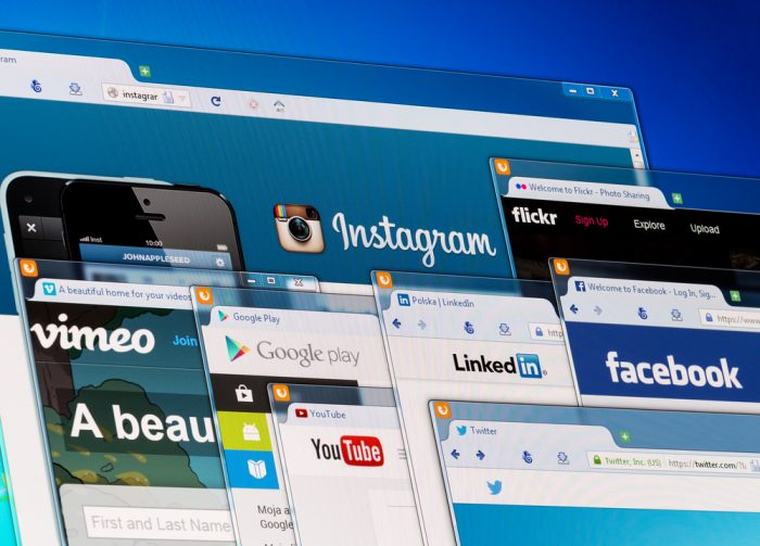 Invista nas redes sociais