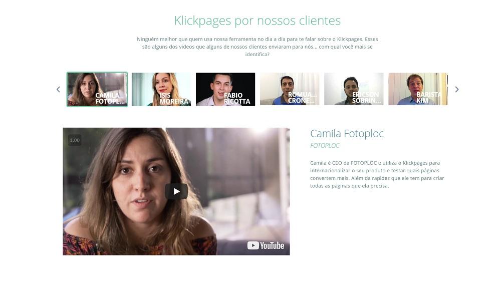 Prova social é utilizada para persuadir clientes e visitantes do seu site
