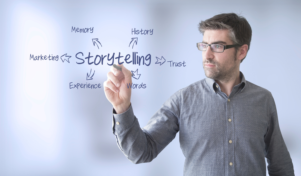 Storytelling: o que é e para que serve