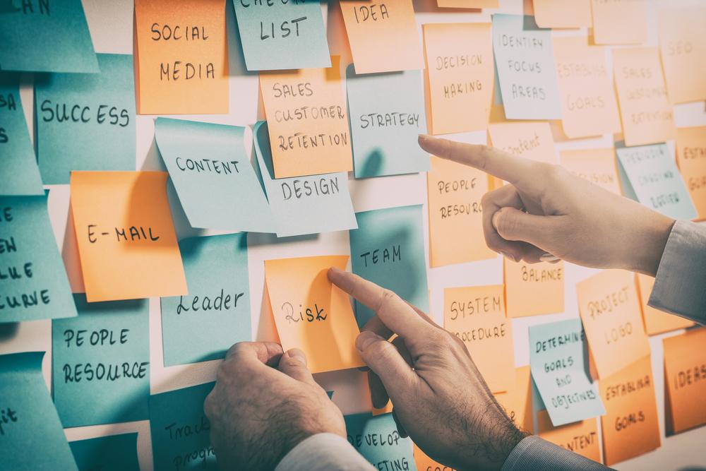 Como fazer um brainstorming: tome nota de tudo
