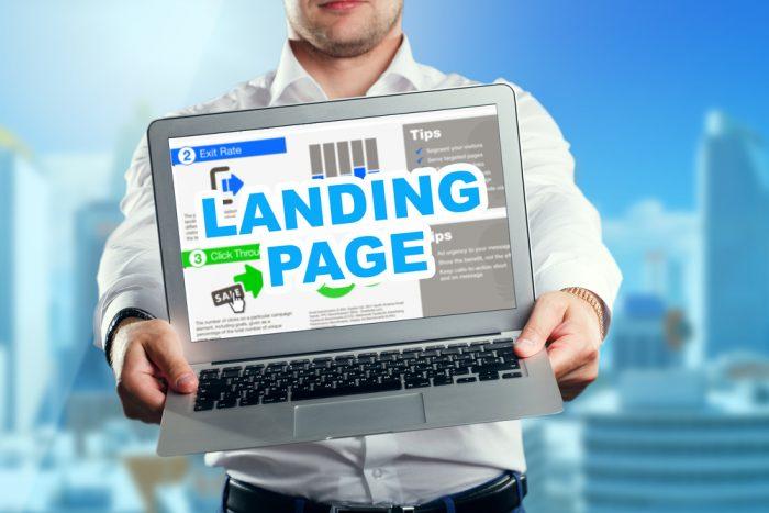 Crie uma Landing Page no Klickpages para converter prospects em leads