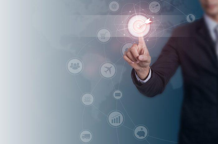 Defina objetivos claros para sua estratégia de marketing