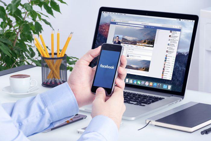 Exemplos de estratégia de marketing para atrair clientes: redes sociais