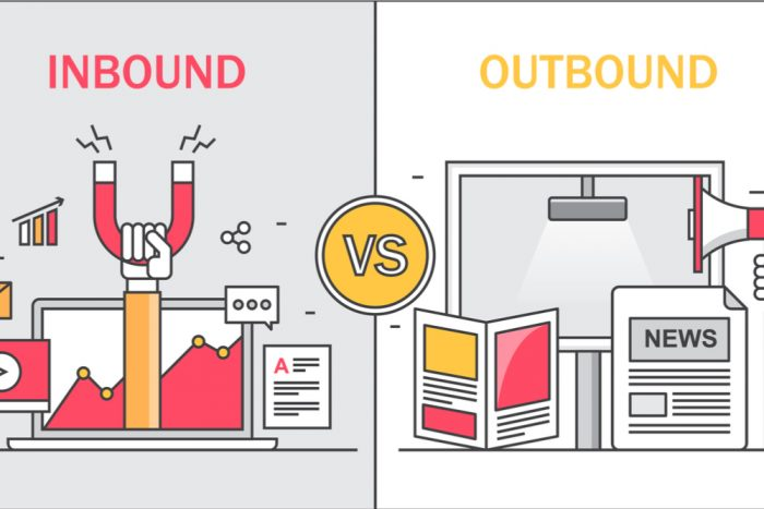 As diferenças entre Inbound e Outbound Marketing